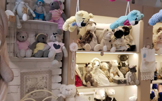 Teddy Bear Boutique